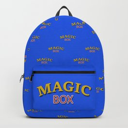 The Magic Box Backpack