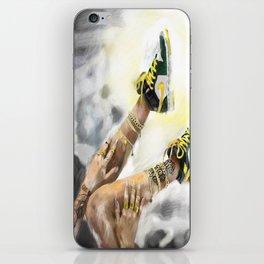 Nike in the sky iPhone Skin