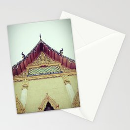 Temple 1 Stationery Cards
