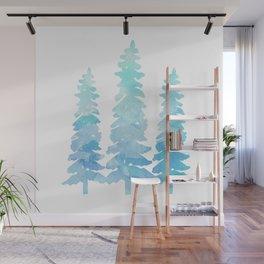 Tahoe Trees  Wall Mural
