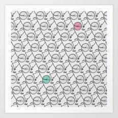000002 Art Print