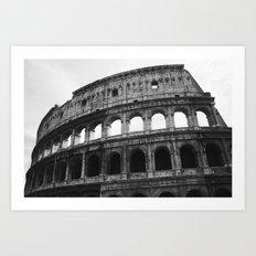 Il Colossale Art Print