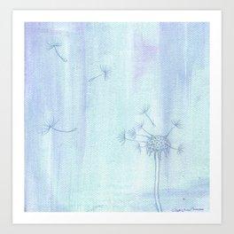 """Dandelion"" Art Print"