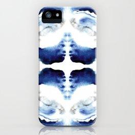 Indigo Geode iPhone Case