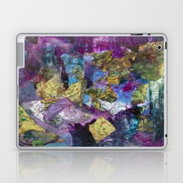 Drizzle Painting  Laptop & iPad Skin