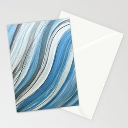 Ink & Charcoal #4 Stationery Cards