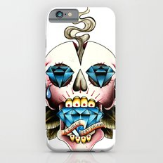 Diamond Skull Slim Case iPhone 6s