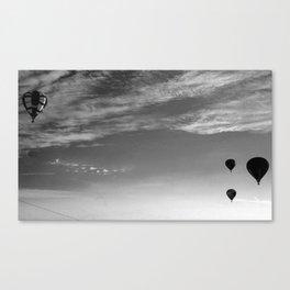 Balloon Bash 2012 Canvas Print