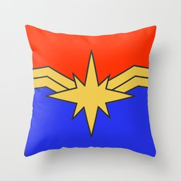 Higher Further Faster Baby Throw Pillow