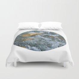 Planetary Bodies - Splash Duvet Cover
