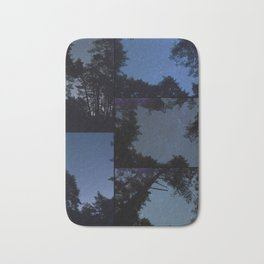 Canencia Night Sky Bath Mat