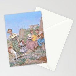 12,000pixel-500dpi - Richard Dadd - Negation - Digital Remastered Edition Stationery Cards