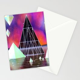 //PIPEDREAMS/ [landscape] Stationery Cards