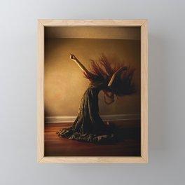 The Agony Room Framed Mini Art Print