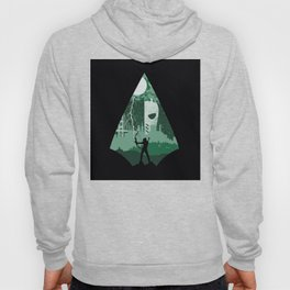 Arrow green Hoody