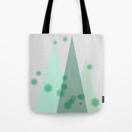 Peace on Earth Artwork Tote Bag