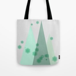 Peace on Earth Artwork Tote Bag