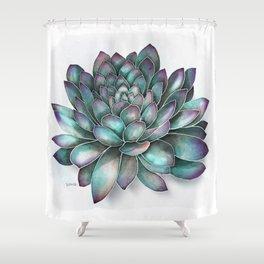 EM Cactus AAA Shower Curtain