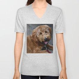 Good Doggo Unisex V-Neck