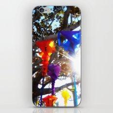 Wind Socks iPhone & iPod Skin