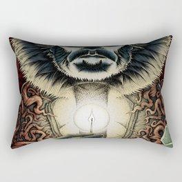 The Thing Rectangular Pillow