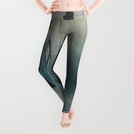 GONDOLA INTO THE SKY Leggings