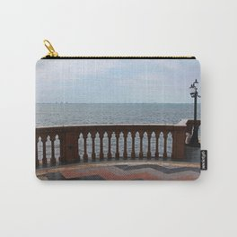 The Ringling Overlooking Sarasota Bay I Carry-All Pouch