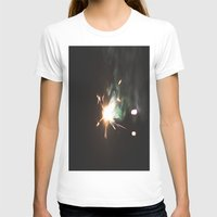sparkle T-shirts featuring Sparkle by Alyson Cornman Photography