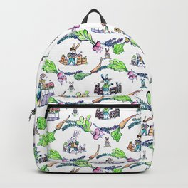 Market Buns Backpack