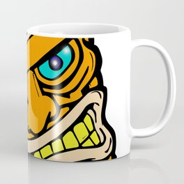 Mr Tiki the bubble blow'n machine Coffee Mug