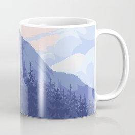 Early Morning Coffee Mug