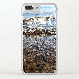 Dania Beach Clear iPhone Case