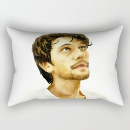 Ben Whishaw 03 Rectangular Pillow