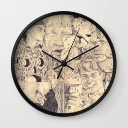 kopf Wall Clock