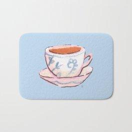 Tea Cup Bath Mat