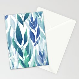 Leafage #02 Stationery Cards