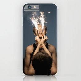 You Look Exactly like Someone I Know iPhone Case