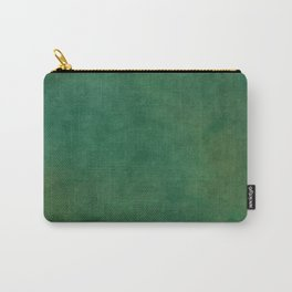 """""""Porstroke, Teal Shade Pattern"""" Carry-All Pouch"""