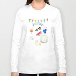Summer Fun Long Sleeve T-shirt