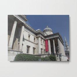 National Gallery 2013 Metal Print