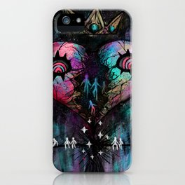 Gluttony love iPhone Case
