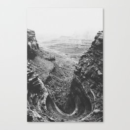CANYONLANDS / Utah Canvas Print