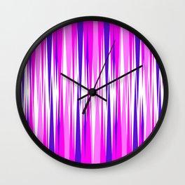 Abstrct 212 Wall Clock