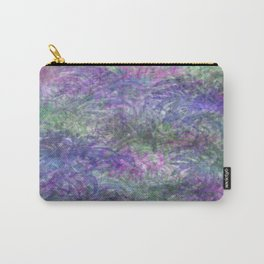 Color Leaf Explosion Abstract Carry-All Pouch