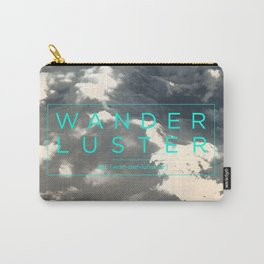 Wanderluster Carry-All Pouch