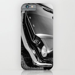 Grey at The Lawns iPhone Case