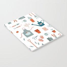 Gardening Things Notebook