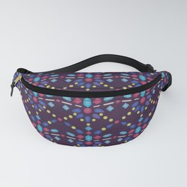 Crystals and Gemstones Fanny Pack