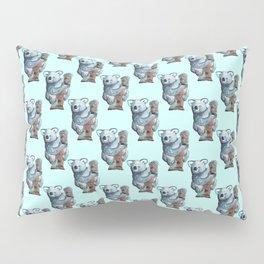 awesome koala pattern Pillow Sham