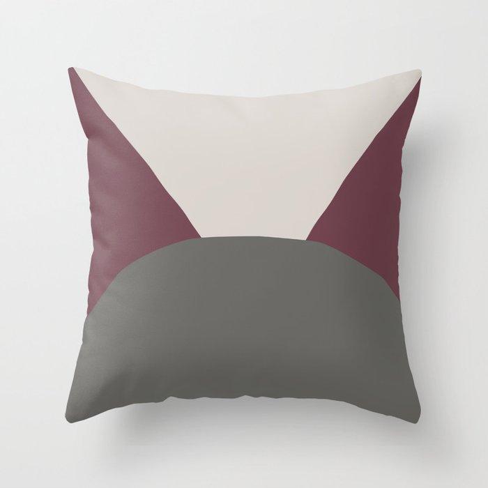 Deyoung Wine Throw Pillow